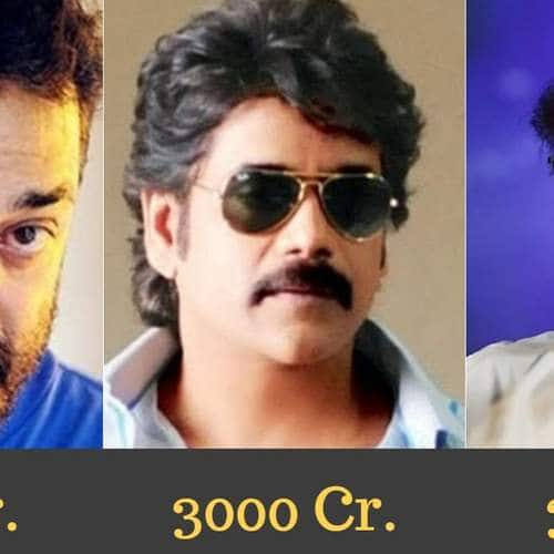 Gallery- You Won't Believe How Much These Popular South Indian Actors Are Worth