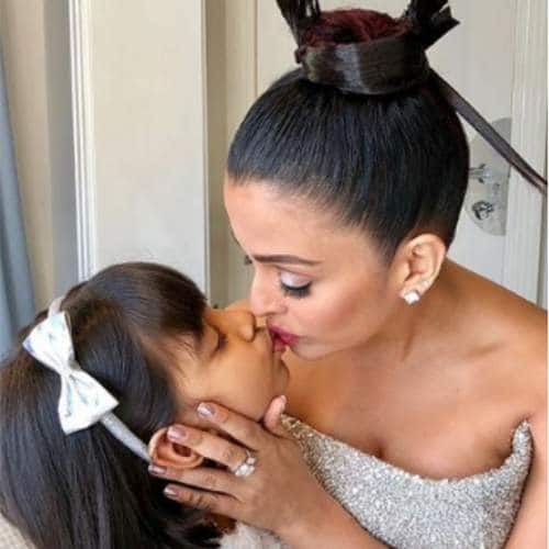 aishwarya rai bachchan and aradhya bachchan at cannes looks like the most adorable mother daughter holiday ever