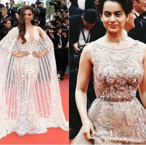 deepika kangana at cannes is what fashion dreams are made of
