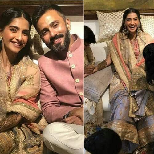 Gallery- Pictures Of Sonam Kapoor's Mehendi Function Is Telling Us How Epic This Wedding Is Going To Be