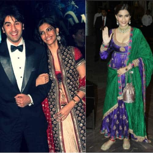 Gallery- Not Just Her Wedding, Sonam Kapoor Wore Anuradha Vakil In Some Of The Most Important Days Of Her Life
