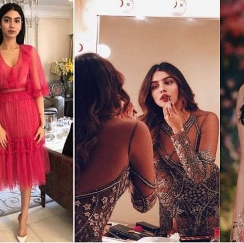 These Pics Of The Gorgeous Khushi Kapoor Will Make You Wish She Makes Her Bollywood Debut Soon