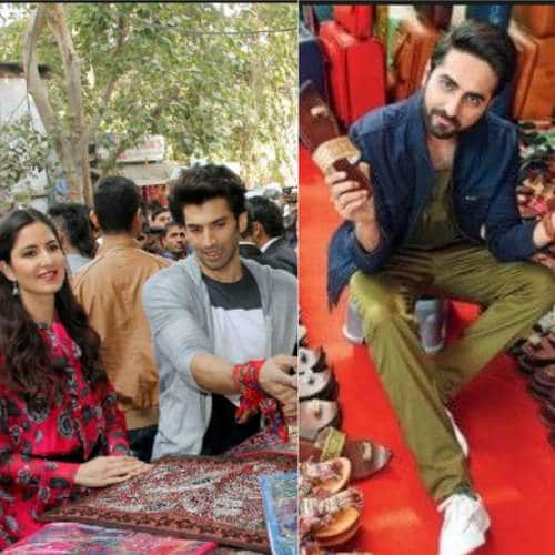 Not Just Us, Even Our Bollywood Celebrities Can't Resist The Charm Of Street Shopping