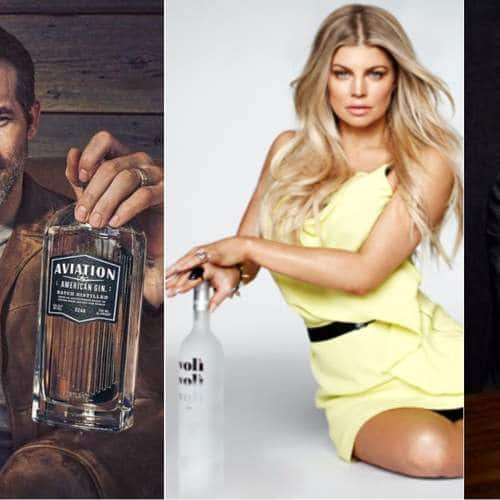 15 Hollywood Celebs Who Own Alcohol Brands