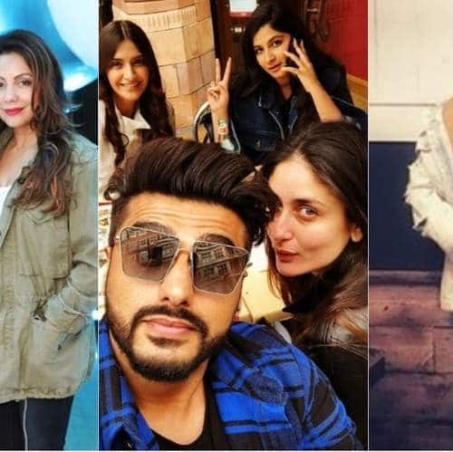 Bollywood Stars Are Making The Most Of Their Summer Vacations In England