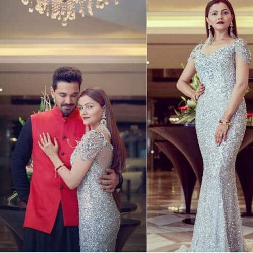 Rubina Abhinav's Ludhiana Reception Is All About Friends, Family and Festivities