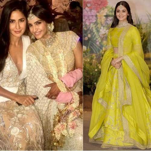 Hottest Wedding Trends Sported By Celebrities That We Are Surely Going To Copy Soon