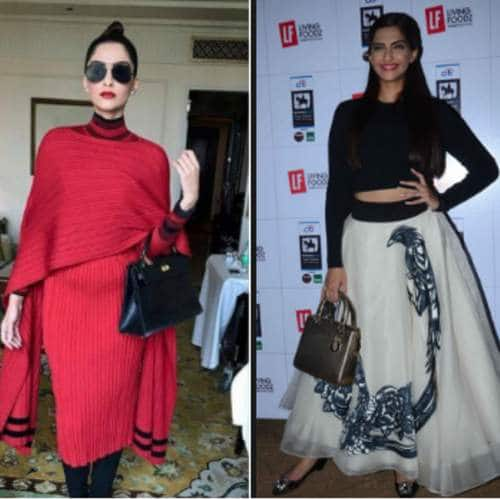 These Expensive Bags Of Sonam Kapoor Are Worth More Than Your Annual Package. Much More!