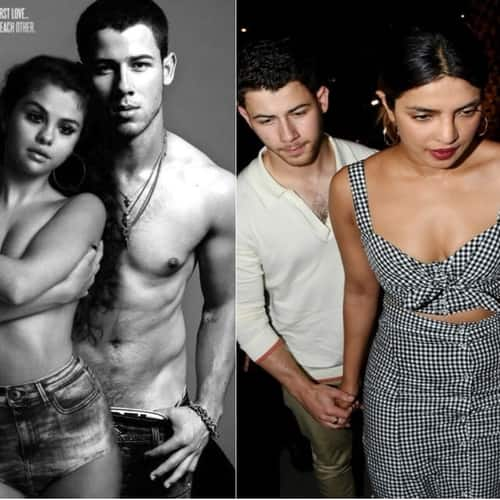 Nick Jonas Affairs