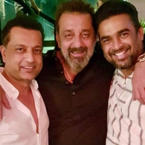In Pictures: Here Is How Sanju Baba AKA Sanjay Dutt Celebrated His 59th Birthday!