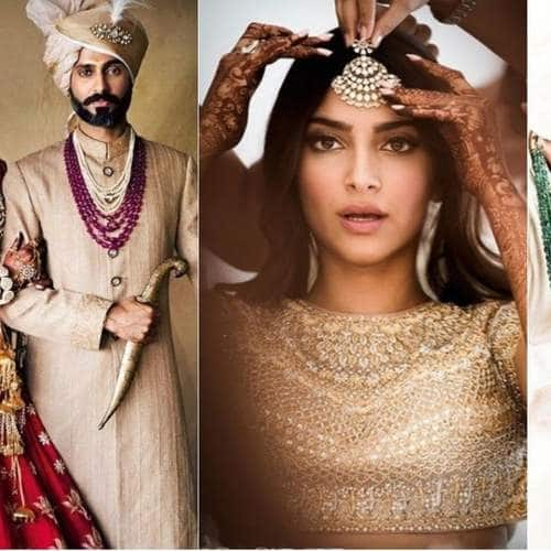 Take A Look At The Inside Pictures Of Sonam Kapoor's Dreamy Wedding