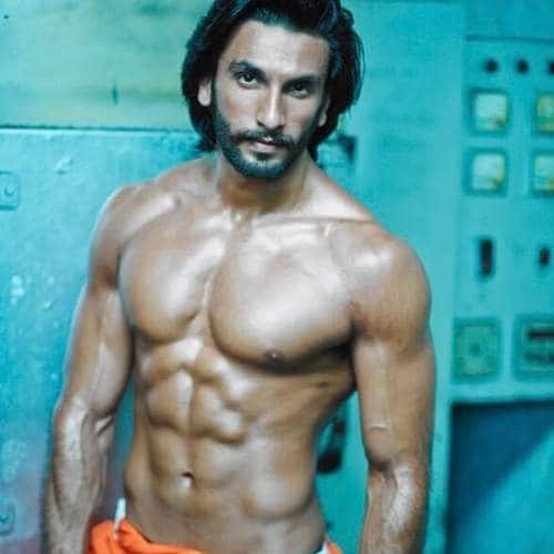 These Monday Motivation Pictures Of Ranveer Singh Are What Every Woman's Wet Dreams Are Made Of!
