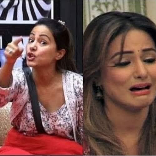 Here Are Some Moments Of Hina Khan From Her Serials And Bigg Boss That Might Help Her Memory