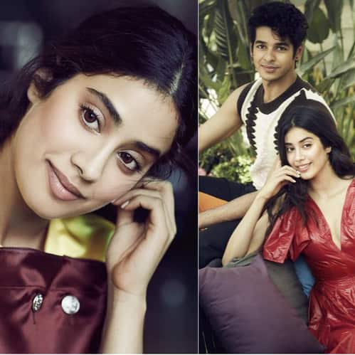 Janhvi Kapoor's Simplicity And Ishaan Khattar's Abs Make For A Droolworthy Mag Cover Couple!