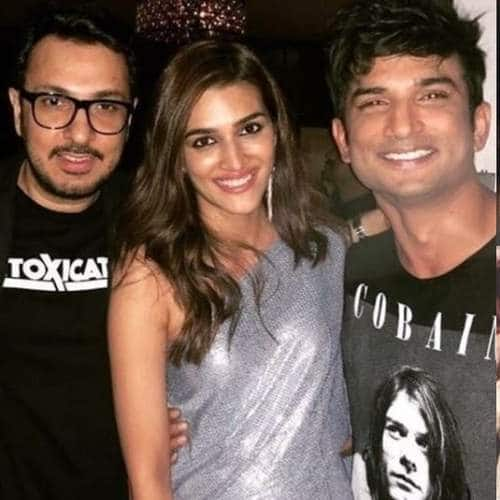 Inside Pictures From Kriti Sanon's Birthday Party Proves That Bollywood Knows How To Have Fun Together!