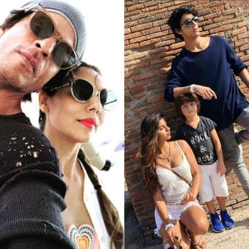 Shah Rukh Khan's European Family Holiday Pictures Look Like Jab Harry Met Sejal, But More Fun