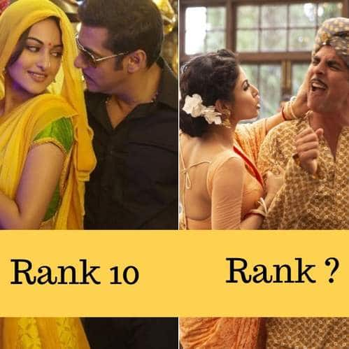 RANKED: Bollywood Films Of Debutants And Their Opening Day Collection!