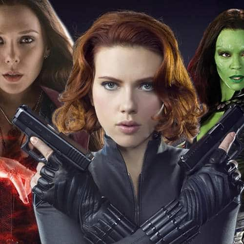 All the MCU Heroines and Villains