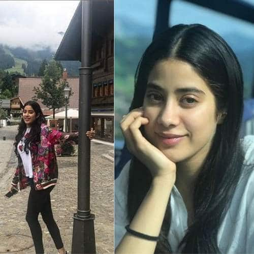Janhvi Kapoor's Serene Switzerland Vacation Pictures Are The Best Way To Calm Your Minds On A Busy Day