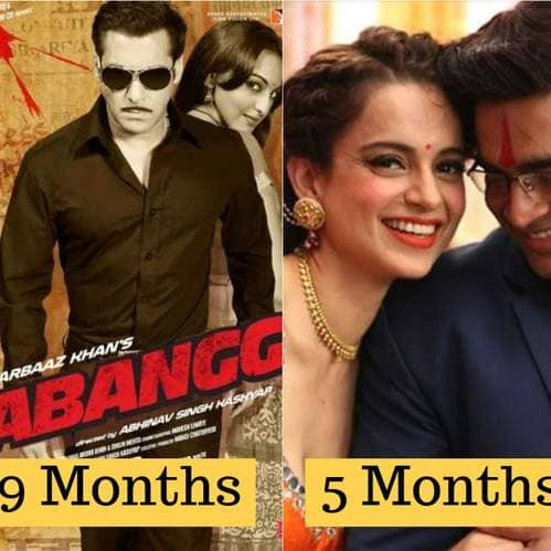 2009-2019: This Is How Much Time Bollywood Took To Deliver Its First Blockbuster In The Last 10 Years