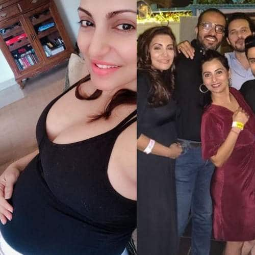 Ishqbaaz Actress Navina Bole Is All Set To Embrace Motherhood, Reveals News In The New Year Party!