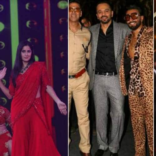 Umang 2019:Entire Bollywood ComesUnder One Roof To Celebrate The Real Life Heroes Of Mumbai Police
