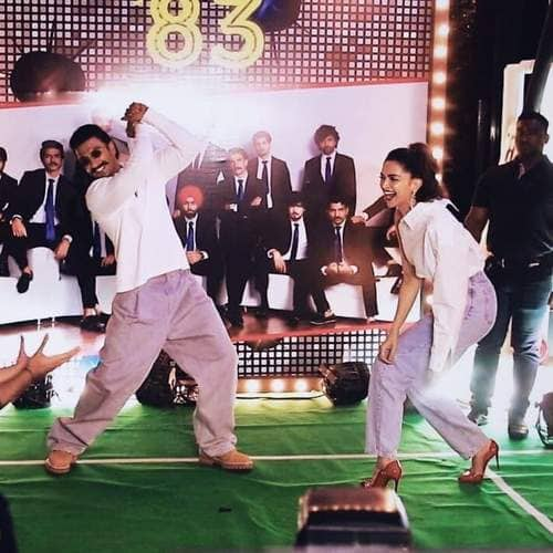 83 Wrap Up Bash: Deepika Padukone, Ranveer Singh Dance The Night Away To Nashe Chadh Gayi, Kya Baat Hai With The Cast And Crew