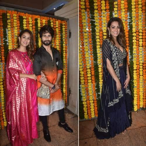 Ekta Kapoor'sDiwai Bash Turns Into A Gala Affair With Bollywood And TV Celebs All Under One Roof