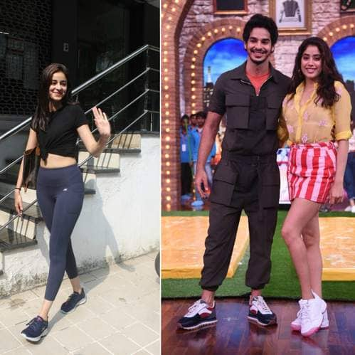 Spotted: Tiger Shroff Interact With Fans, Ishaan-Janhvi Brings The House Down On The Sets Of TV Game Show