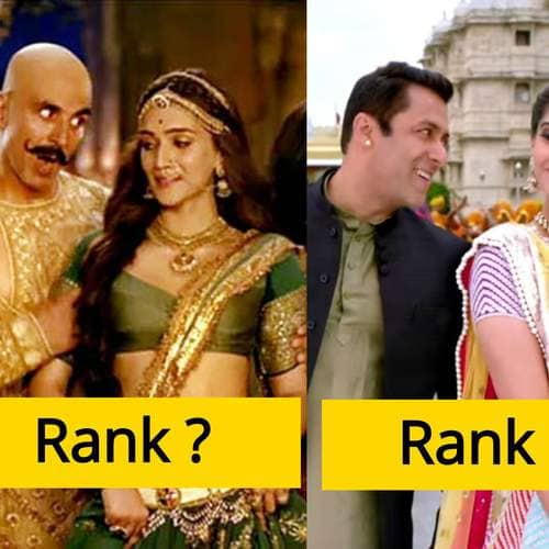 Bollywood  Box-Office Ranked:  Here's The List Of The Top 7 Highest Grossing  Diwali Openers!