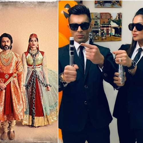 Halloween 2019: Sonam Kapoor, Karan Singh Grover And Others Get Creative With Their Costumes