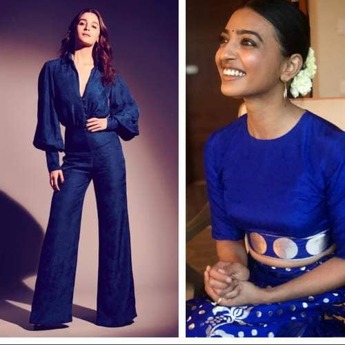 In Pictures: Bollywood Divas Show You How To Don The Pantone Color Of The Year 2020 Classic Blue