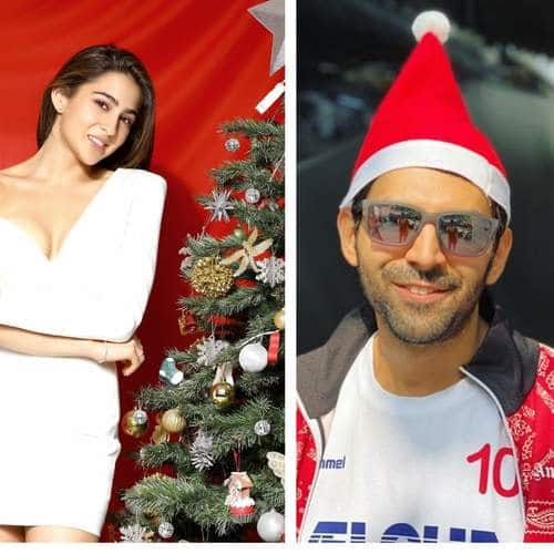 Christmas 2019: Sara Ali Khan, Kartik Aaryan And Others Spread The Christmas Cheer And Wish Their Fans