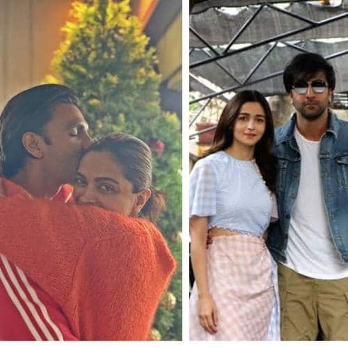 Bollywood Lovebirds Made This Christmas All Lovey-Dovery With These Goal Worthy Pictures