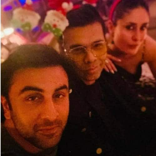 Kareena Kapoor And Saif Ali Khan Rings In Christmas With Their Starry House Party