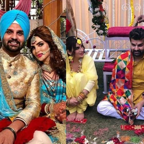 In Pictures: Mariam Khan Actress Mansi Sharma Is Now Married To Yuvraj Hans!