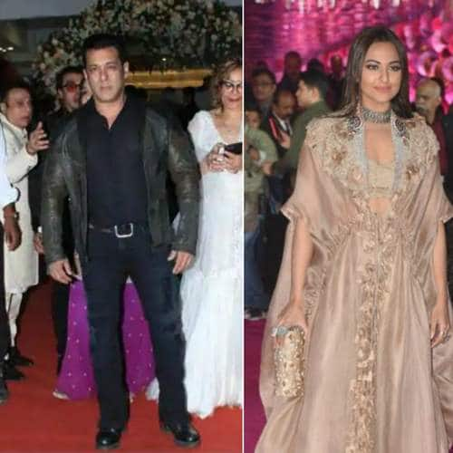 Bollywood Stars Add Glamour To Azhar Morani's Lavish Wedding In Mumbai