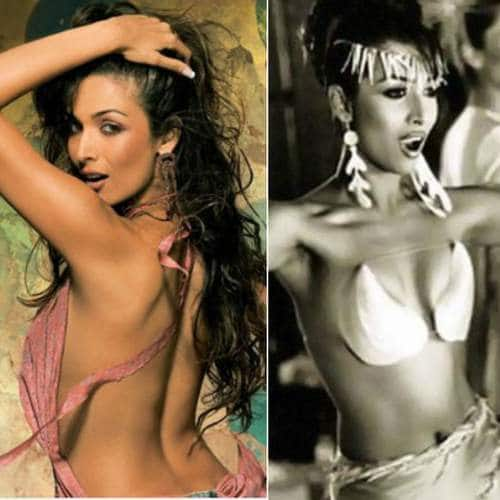 These Scorching Hot Photos Of Malaika Arora From Her Modelling Days Are The Sexiest Throwback Ever