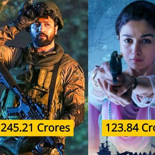 Patriotic Bollywood Films Of The Last 5 Years And Their Box-Office Collection!