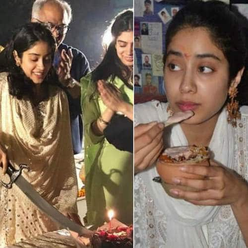 Janhvi Kapoor's 23rd Birthday Is All About Love, Wishes And Varanasi