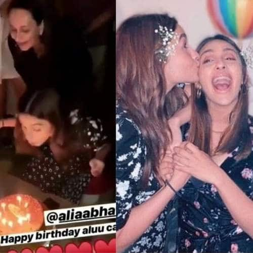 Alia Bhatt 26th Birthday Celebrations
