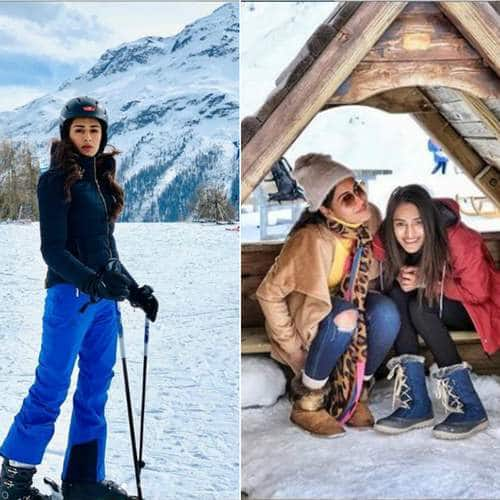 Erica Fernandez And Surbhi Chandna's Switzerland Vacation Is Every BFF Dream Come To Life