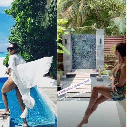 Malaika Arora's Maldive's Vacation Will Inspire You To Pick Up Your Bags And Head For A Beach Vacay