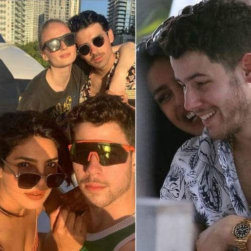 Priyanka Chopra And Nick Jonas' Perfect Beach Vacation Will Make You Burn Like The Miami Sun With Jealousy