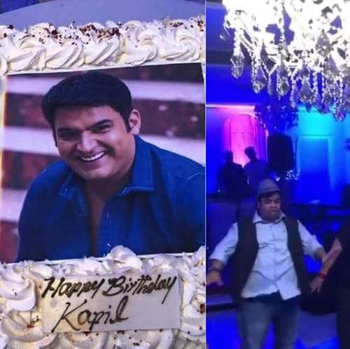 Kapil Sharma Birthday Bash Is One Punjabi Party We Seriously Wish We Were A Part Of