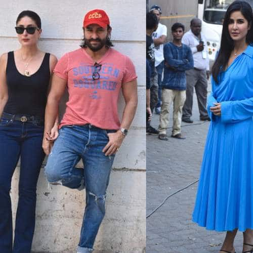 Saif- Kareena Make A Hot Appearance, Shilpa Shetty And Rekha Increase The Oomph On Sets Of A Dance Reality Show!