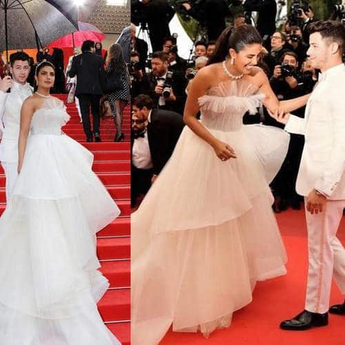 Cannes 2019: Priyanka Chopra Slays The Red Carpet Once Again, This Time With Husband Nick Jonas By Her Side!