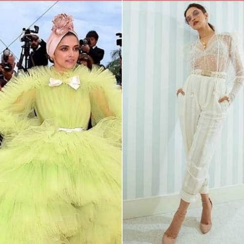 Cannes 2019: Deepika Padukone's Fashion Diaries From Cannes Scream Edge And Glamour