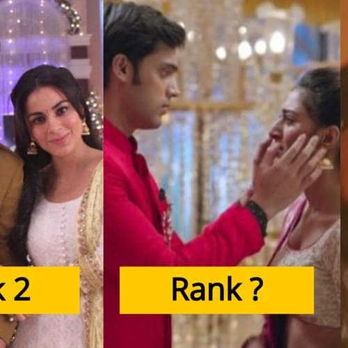 Top 10 TV Shows Of The Week According To BARC India Ratings!