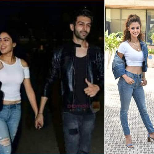 Spotted: Disha Patani Gives Casual Fashion Goals, Aishwarya Rai Back Returns To Mumbai From Cannes